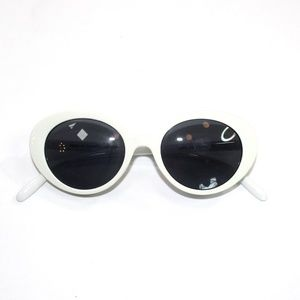 Circular Frame Sunglasses